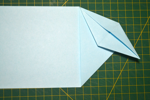 Cartão com Tsuru