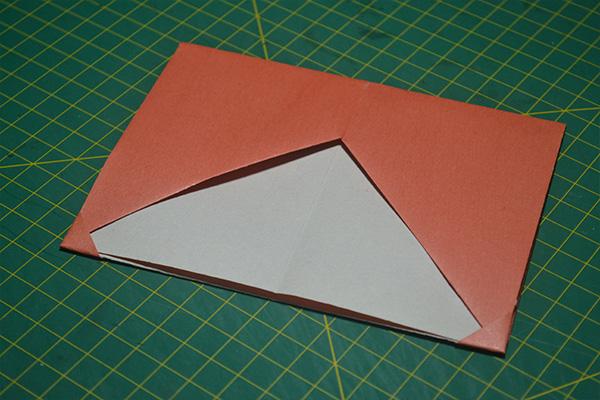 Carteira de Origami