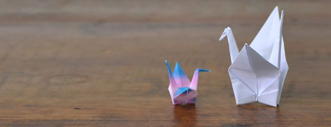 Tsuru de Origami Passo a Passo